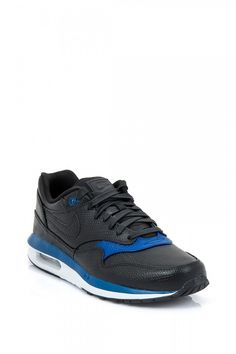 Nike Air Max Lunar 1 Deluxe Black/Blue/White Ayakkabı: Lidyana.com