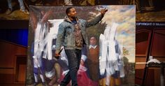 Artist Titus Kaphar makes paintings and sculptures that wrestle with the struggles of the past while speaking to the diversity and advances of the present. In an unforgettable live workshop, Kaphar takes a brush full of white paint to a replica of a 17th-century Frans Hals painting, obscuring parts of the composition and bringing its hidden story into view. There's a narrative coded in art like this, Kaphar says. What happens when we shift our focus and confront unspoken truths?
