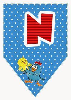 alfabeto-letras-galinha-pintadinha-bandeirinhas+(13).jpg 390×552 pixeles