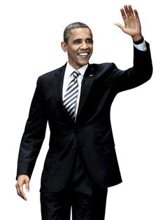 Barack Obama was the first African-American elected to the Presidency of the United States of America.