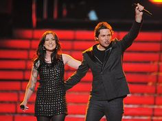 American Idol | Michael Johns, Carly Smithson