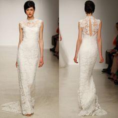 #Spring 2013 #Wedding Dress #Trends...Beautiful Backs   Wedding Dresses   Brides.com : Brides