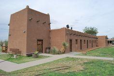 Old El Paso Texas   old fort bliss el paso tx