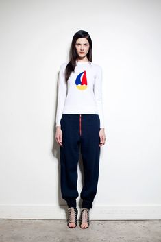 Band of Outsiders Resort 2013 Collection Photos - Vogue
