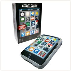 Coussin iPhone #decogeek #tendance