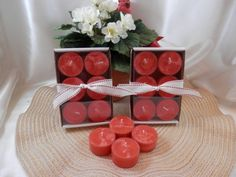 Soy Country Bumpkin Tea Lights by TheHomeArtStore on Etsy, #TeaLightCandles,