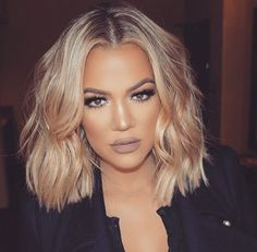 80 Bob Hairstyles To Give You All The Short Hair Inspiration - Hairstyles Trends Khloe Kardashian Hair Short, Kardashian Beauty, Kardashian Jenner, Khloe Hair, Kardashian Hairstyles, Kourtney Kardashian, Pretty Hairstyles, Bob Hairstyles, Short Hair
