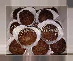 Cookbook Recipes, Cooking Recipes, Sweet Recipes, Food To Make, Muffin, Food And Drink, Sweets, Cookies, Chocolate