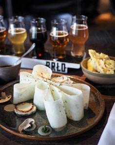 Berliinin BRLO Brwhouse tarjoaa oivaltavaa kasvisruokaa ja monipuolisen olutvalikoiman, joka ilahduttaa niin kasvisruokailijoita kuin olutfanejakin.