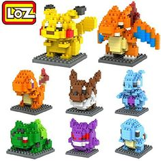 15 Cool Nano Block Sets – Tiny Building Blocks for Kids | Gifts For Gamers & Geeks