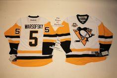 David Warsofsky NEW away Pittsburgh Penguins Reebok Hockey Jersey w/50th patch  #Reebok #PittsburghPenguins