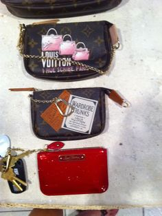 0eb90f07bf7 Any key chain you carry that fits your small phone  - PurseForum Library  Cards