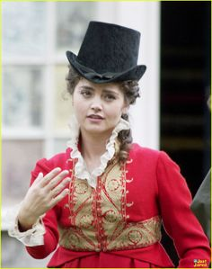 From Death Comes to Pemberly, same as BBC Vanity Fair outfit