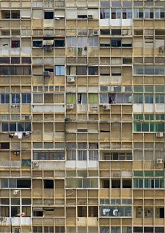 Luanda urban delirium, Angola by Eric Lafforgue Derelict Buildings, Old Buildings, Worldwide Photography, Too Close For Comfort, Tower Block, Eric Lafforgue, Slums, Built Environment, Architecture Details