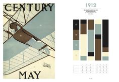 100 Years of Color: Beautiful Color Combinations of the 20th Century