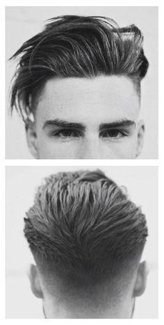 men / Männer - haircut / Haarschnitt - pure hairstyle - wir schaffen kreative Frisuren - verwöhnen mit aktuellen Frisurentrends 2016 - Experten für Haarverlängerung - ihr Friseur in Aalen - we are digital - mit Temin/ohne Termin - Haircut Aalen - See you soon - www.enjoyhairstyling.de - #menshairstylesfade