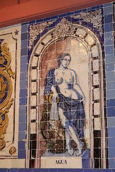 UM DOS 4 ELEMENTOS - ÁGUA - Cervejaria de Trindade - Lisboa - Portugal