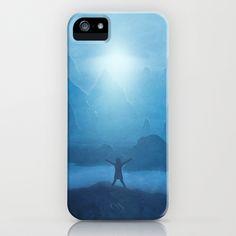 Naturaleza y luz iPhone & iPod Case by Viviana González - $35.00