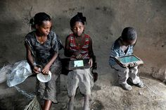 Kids hack Android in five months in Ethipia without any tech education