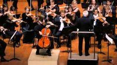 China Tour 2012: Dvořák Cello Concerto, via YouTube.