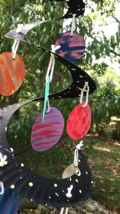 Kids Solar System Projects, Solar System Mobile, Solar System Activities, Solar System For Kids, Solar System Art, Solar System Crafts, Space Crafts Kids, Outer Space Crafts, Space Activities For Kids