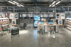 Here's a Look Inside adidas's New NYC Flagship Store
