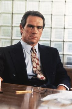 Tommy Lee Jones for the hero or villain. He's good at both. He could play a government agent or megalomaniacal terrorist in this.