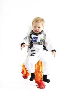 Rocket Astronaut Costume  sc 1 st  Pinterest & Rocket Astronaut Costume (Oh Happy Day!) | Pinterest | Astronauts ...