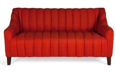 The Simplified Blower Sofa