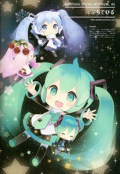 Putidevil, Mikupedia, Vocaloid, Miku Hatsune