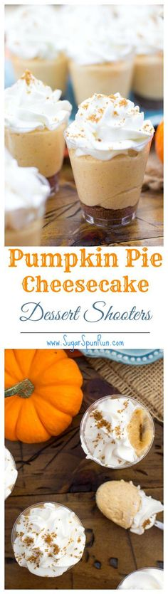 ... Shooters on Pinterest | Cheesecake Shooters, Shooter Recipes and
