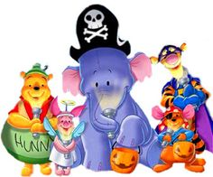 Heffalump Halloween is such a cute movie and yes, I watch it every year.