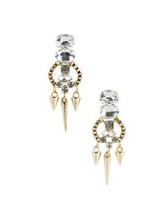 Looking Fab Earrings - Nly Accessories - Guld/Silver - Smycken - Accessoarer - Kvinna - Nelly.com