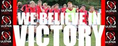 Ulster Rugby Mens U20 I XV 24 v Leinster 16.