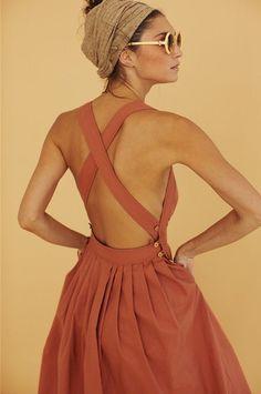 Dress-apron / Thing / SECOND STREET