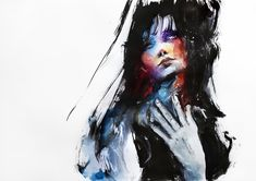 one day by agnes-cecile.deviantart.com