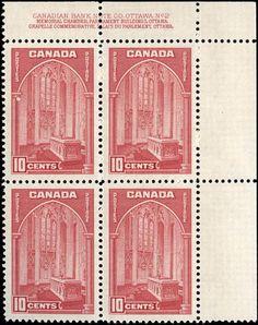 Canada #241, VF, MNH