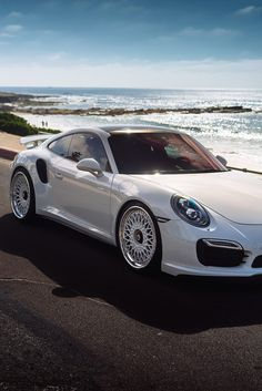 Porsche 911 Turbo. Men love fast cars and showing power and wealth when we have it