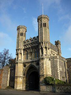 Canterbury Castle, Kent, England, UK