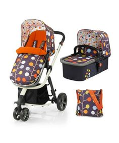 Cosatto Giggle 3 in 1 Travel System – Fable - prams & pushchairs - Mothercare