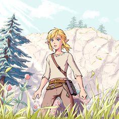 The Legend Of Zelda, Legend Of Zelda Breath, Ben Drowned, Fanarts Anime, Anime Characters, Image Zelda, Princesa Zelda, Link Art, My Hero Academia Episodes