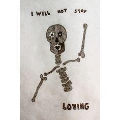 """Titulo:""""I will not stop loving"""" Tamaño: 50x70cm Artista: Audino Diaz. Mexico 1973 Tecnica:Pirograbado sobre papelamate. ImpresiónGiclée sobrePapel Fine ArtBarbado. Serie numerada de 25ejemplares certificados."""
