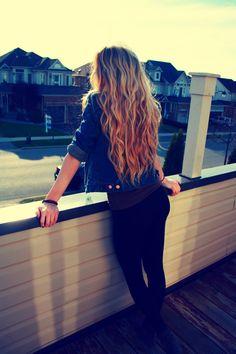 ∞ mermaid hair.
