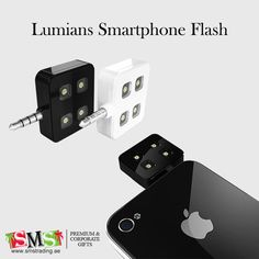 Lumians mobile phone flash for Smartphones and Tablets selfie led flashlight.4 LED mobile phone flash with rechargeable battery and 3,5 mm Jack connection. Including diffuser and USB charger cable. In velvet carry pouch. It can even work without your phone, so you can also use it as an always-on flashlight torch. Works with iOS and Android. Easily have naturel flash.let you to take more better photo. It is a mulit feature very small and handy speedlite. It is a lamp also.do not with phone.