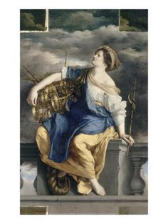 Orazio Gentileschi, Public, Danger, Museum Collection, Gradient Color, Worlds Of Fun, Figurative Art, Poster Wall, Watercolor Paper