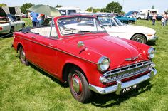 This website will give you all the details about all cars from all over thr world. Take a lot of cars photos and videos from all brands. Coventry, Hillman Husky, Vintage Cars, Antique Cars, Automobile, British Car, Car Badges, Car Brands, Car Parts