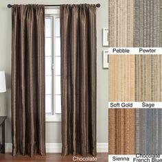 Jaipur Batik Rod Pocket 96-inch Curtain Panel