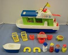 Fisher-Price Houseboat ugh, wish I would have seen this when the kids were younger!