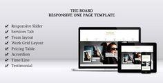 The Board - Portfolio Creative