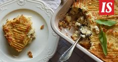 Syksyllä maistuvat uuniruoat ja ne ovatkin ihanan helppoja arjen keskellä. Salvia, Mexican, Ethnic Recipes, Food, Sage, Essen, Meals, Yemek, Mexicans